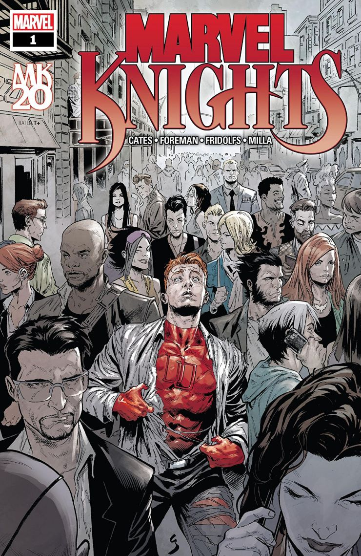[EXCLUSIVE] Marvel Preview: Marvel Knights: 20th #1