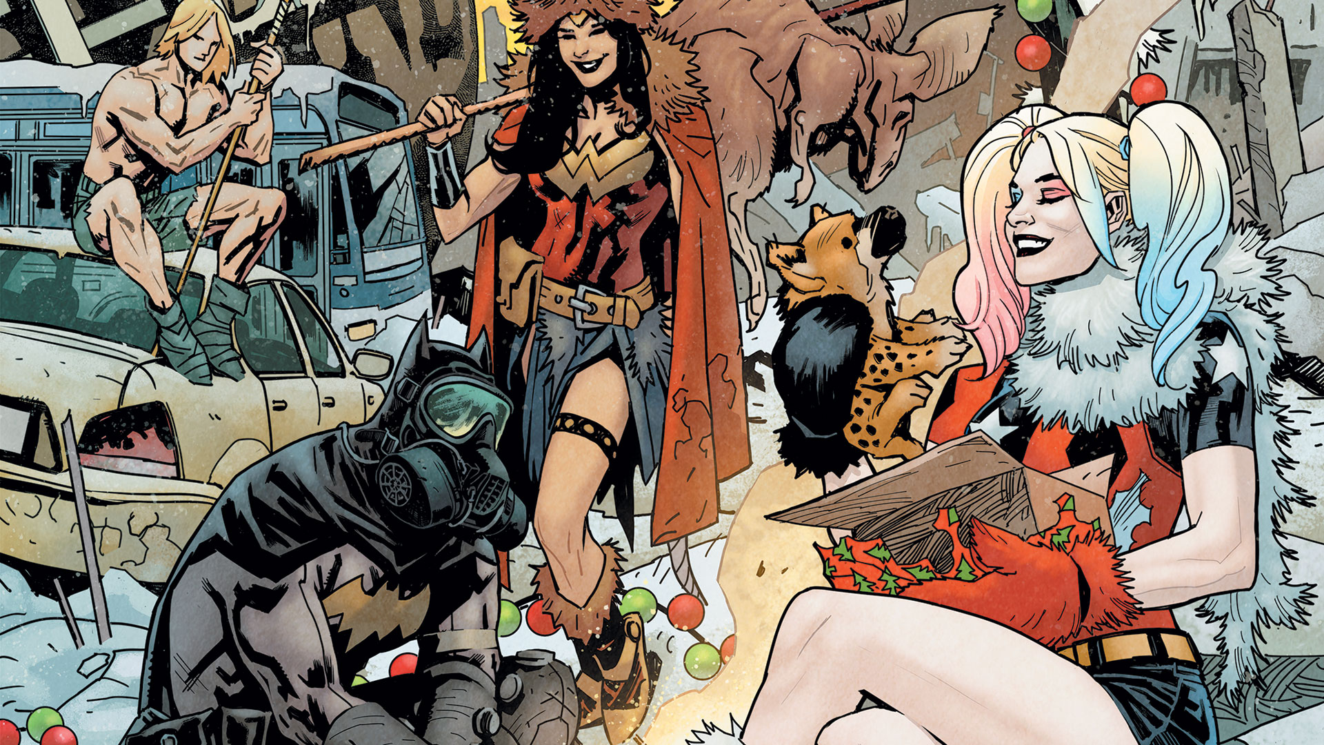 DC's Nuclear Winter Special #1 Review