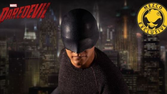 The One:12 Collective Daredevil - Vigilante Edition is now available for pre-order.