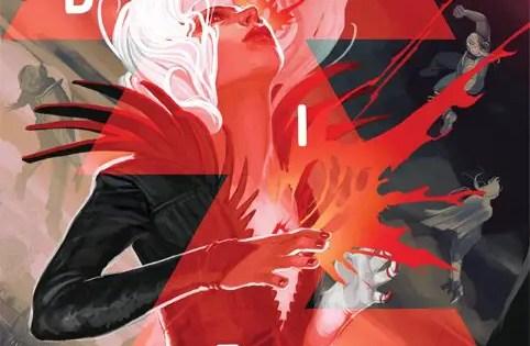 """Goth Jumanji"": Kieron Gillen and Stephanie Hans talk their new Image series, 'DIE'"