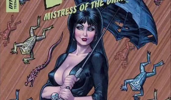 Elvira, Mistress of the Dark #3 review