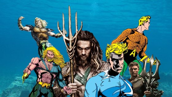 In preparation for the movie, lets review every Aquaman costume.