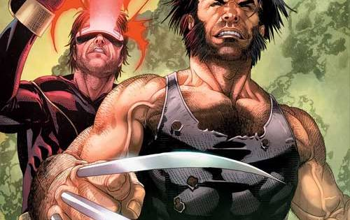 Cyclops and Wolverine are popping up in February's 'Uncanny X-Men' #12.