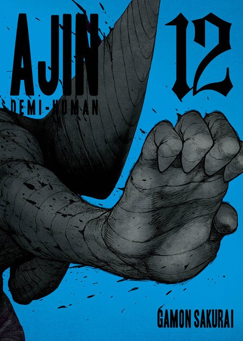 Ajin: Demi-Human Vol. 12 Review
