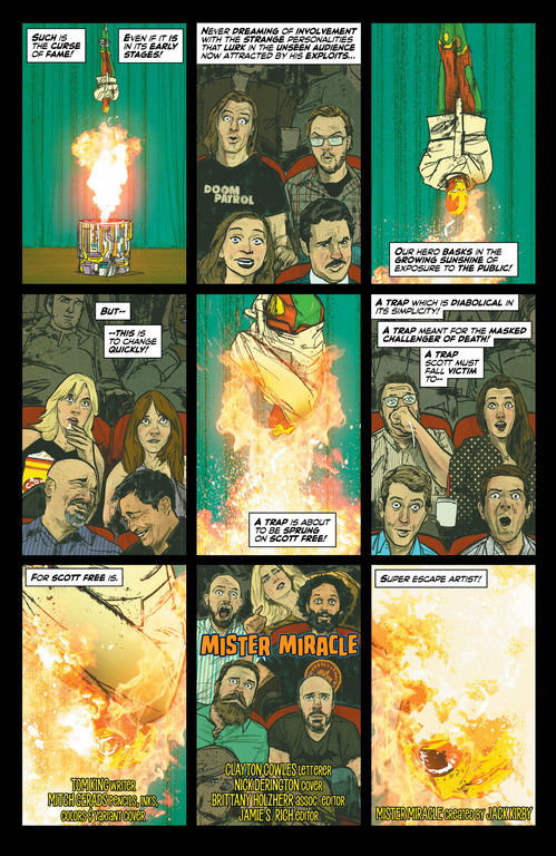 Mister Miracle #12 Review