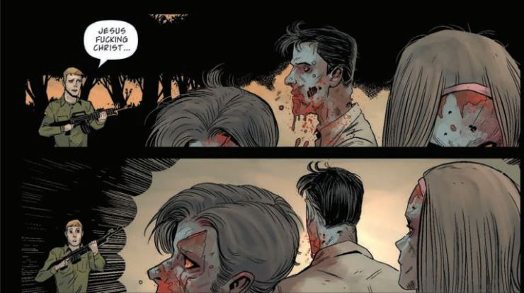 Road of the Dead: Highway to Hell #1 Review