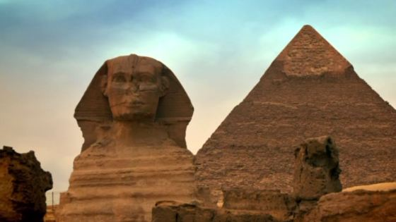 How the sphinx went from revered to feared in under 2,000 years.