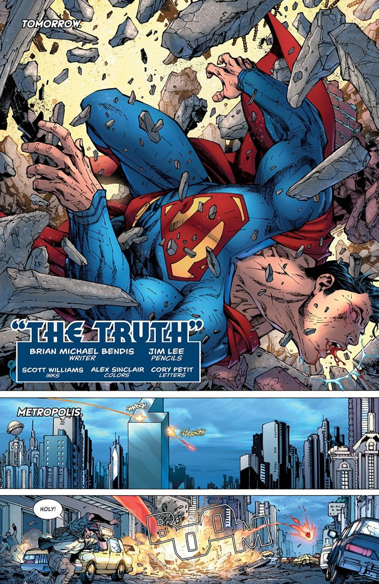 The Man of Steel review