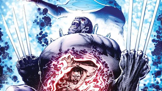 Weapon H and his team finally discover Roxxon's power source inside Weirdworld: sorceress Morgan le Fay!