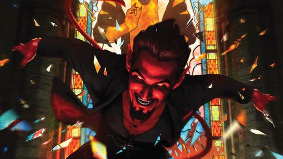 The devilish lothario called Azazel takes Weapon X-Force to hell!