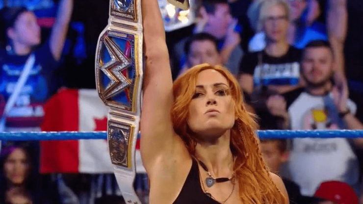 To Be The Man: Ranking WWE's best Women's Champions of 2018