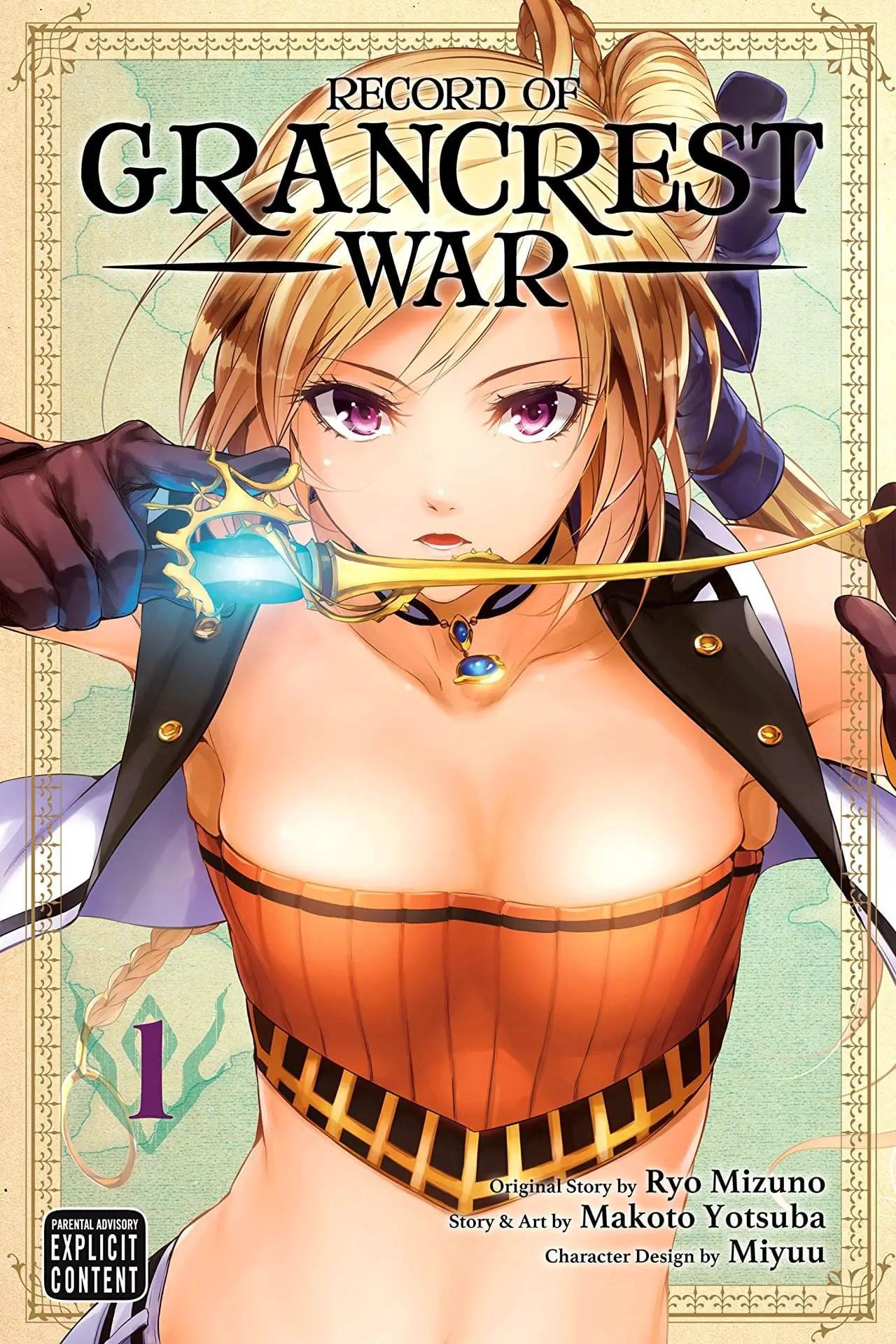 Record of Grancrest War Vol. 1 Review
