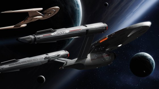 Star Trek: The Art of John Eaves Review