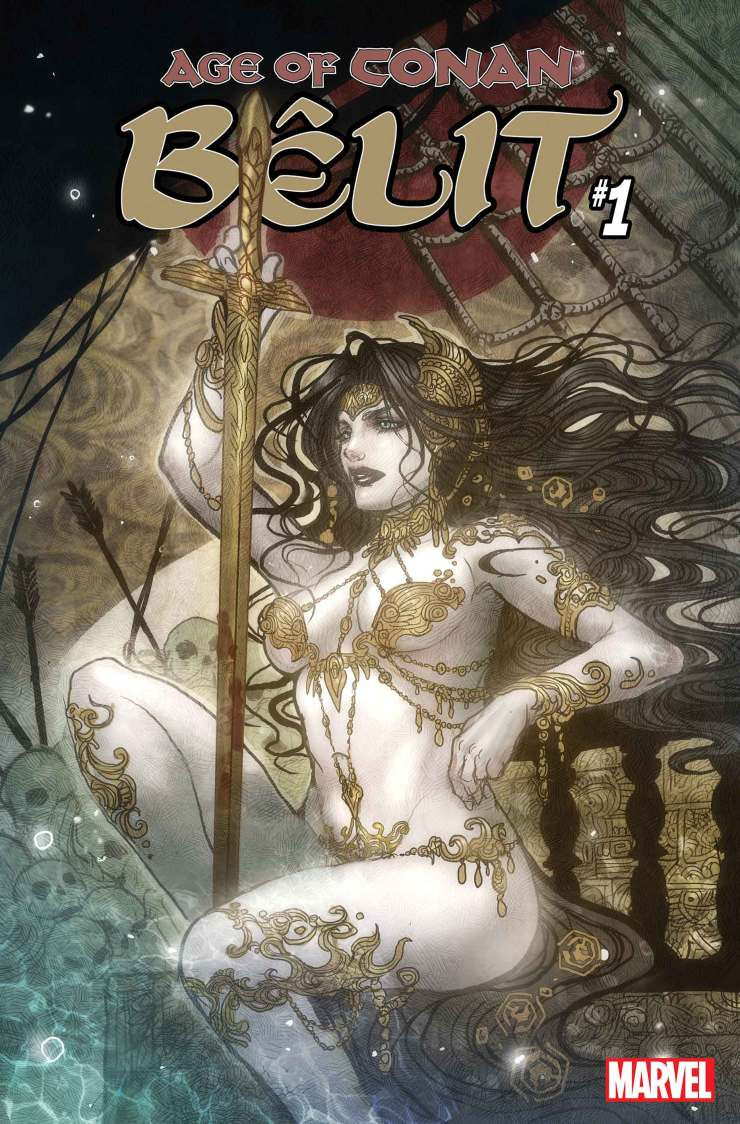 First Look: The pirate queen returns in 'Age of Conan: Bélit' this March