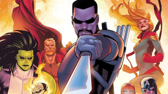 Don't miss lead-in titles from Avengers, Thor, and Asgardians of the Galaxy
