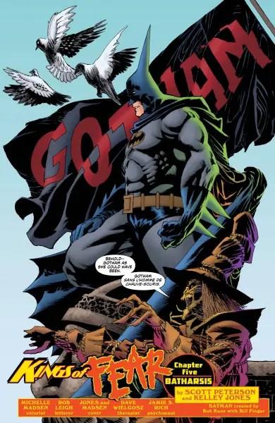 Batman: Kings of Fear #5 Review