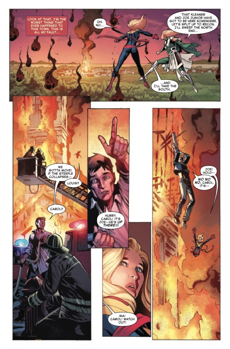 Marvel Preview: Life of Captain Marvel #5