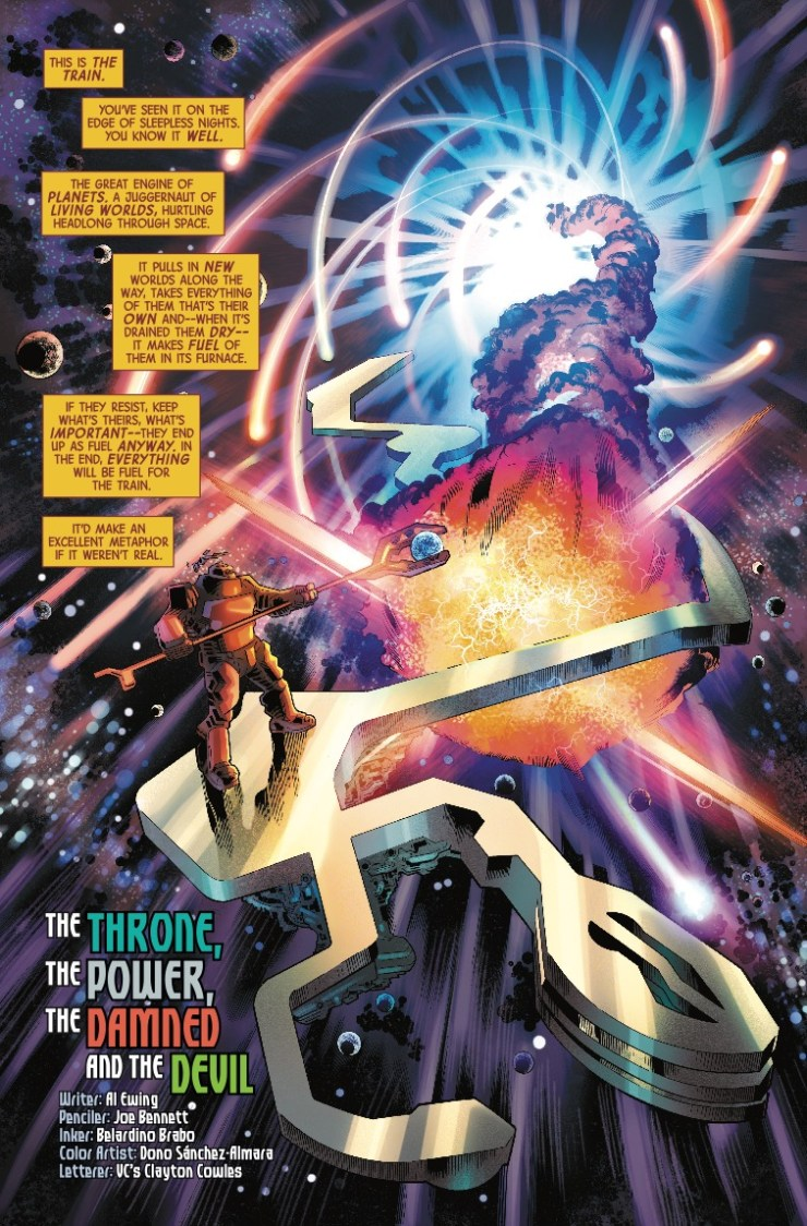 Marvel Preview: Defenders: The Best Defense #1