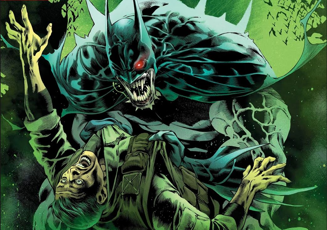 Detective Comics Vol. 8: On the Outside review