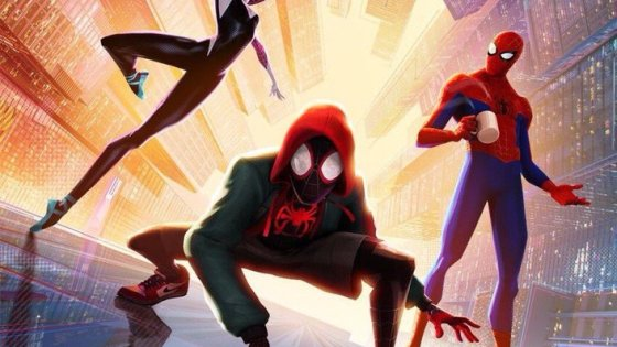 This flick may just set off a revolution in animation and superhero movies going forward.