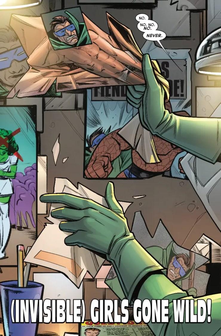 Marvel Preview: Fantastic Four: Wedding Special #1