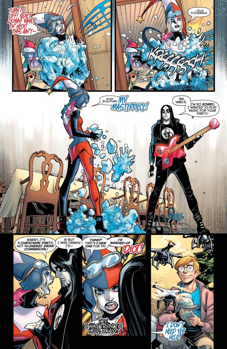 Harley Quinn #55 Review