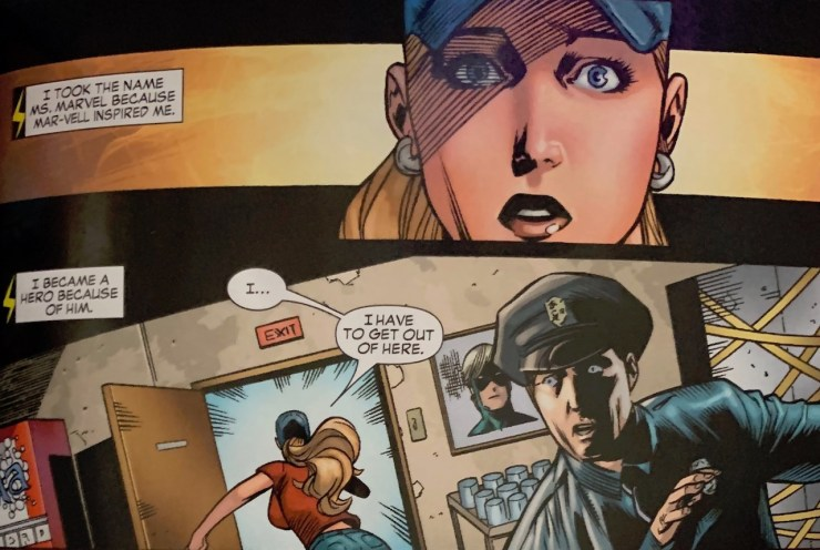 Retro Recap: 'Captain Marvel: Carol Danvers - The Ms. Marvel Years Vol. 3' -- What you need to know