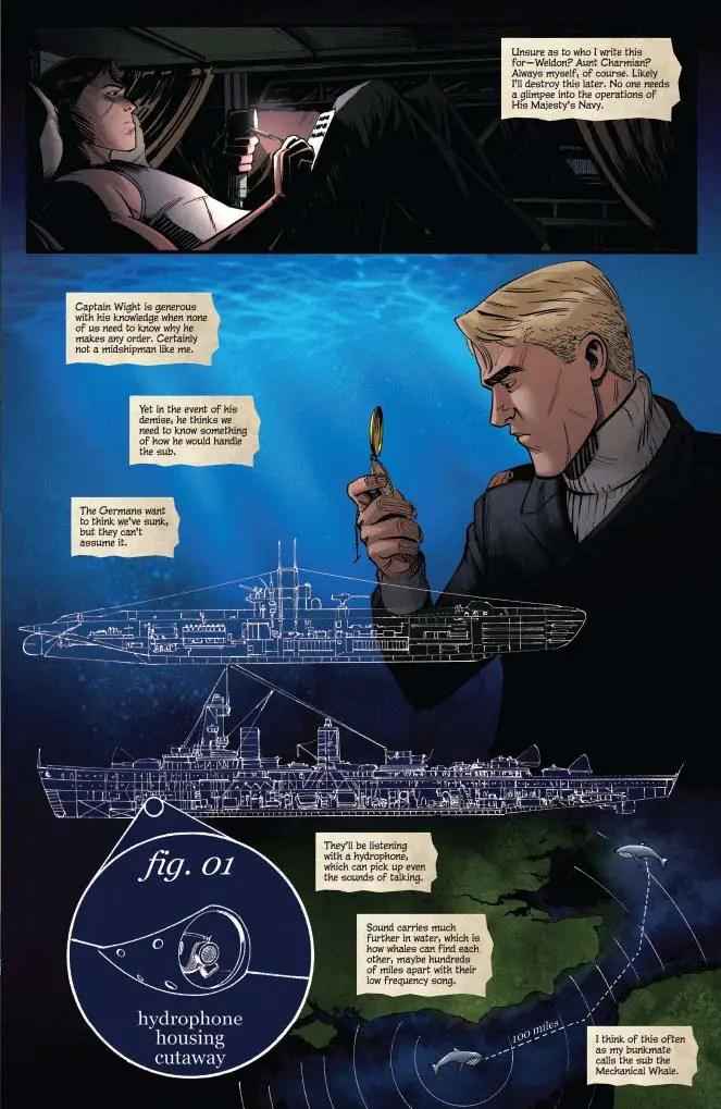 James Bond: Origin #4 Review