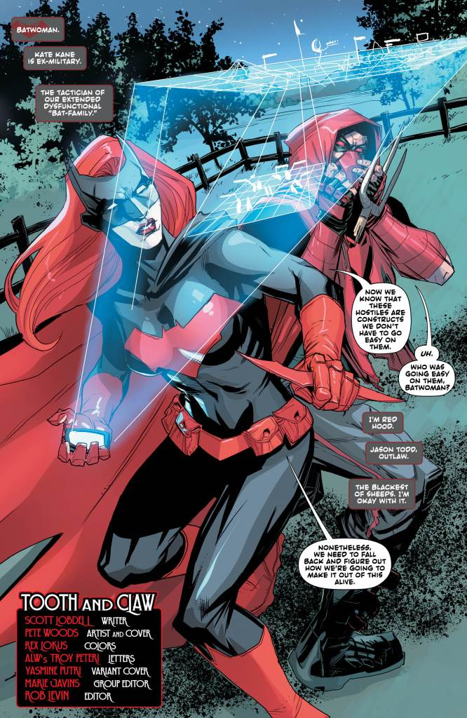 Red Hood: Outlaw #29 review: Blistering, fun action makes up for a shallow story