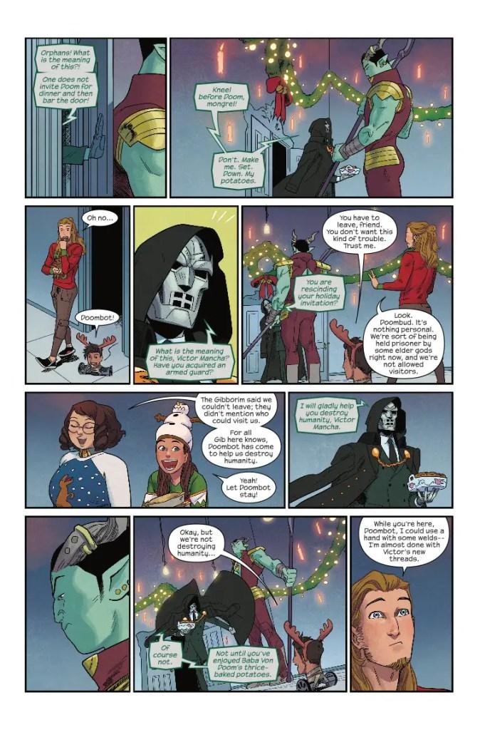 Marvel Preview: Runaways #16