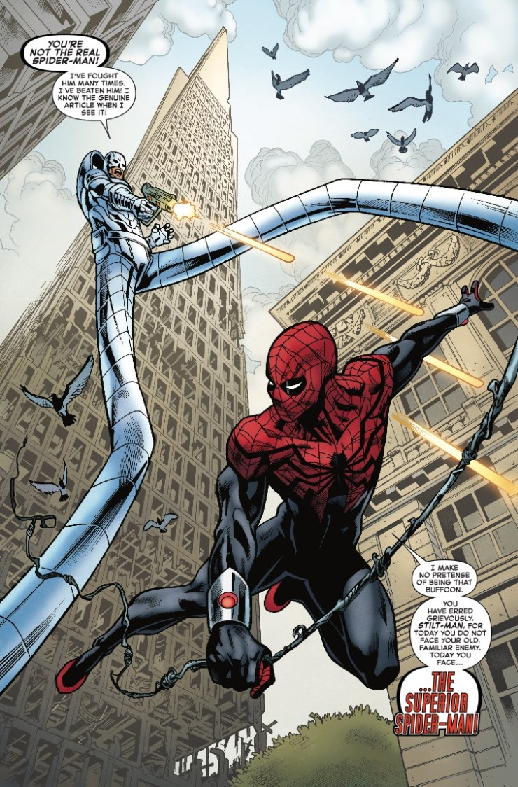'Superior Spider-Man Vol. 1: Full Otto' Review