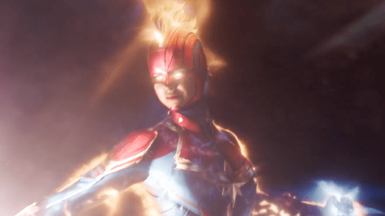 'Captain Marvel' gets a second trailer, more powers, and cats
