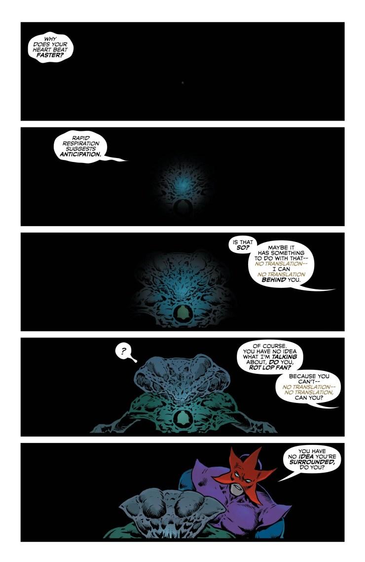 The Green Lantern #2 review