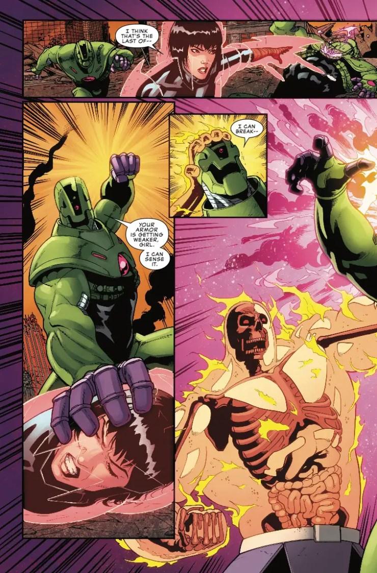 Marvel Preview: Uncanny X-Men #7