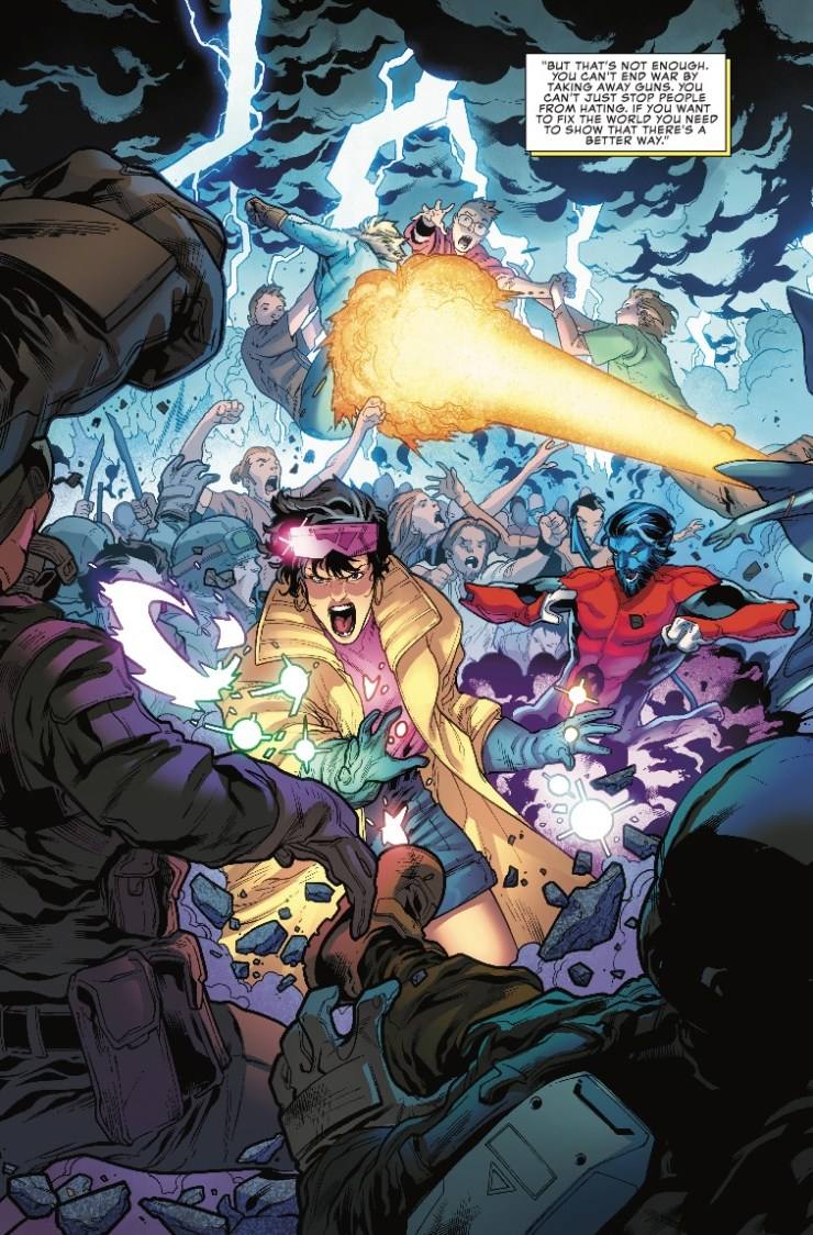 Marvel Preview: Uncanny X-Men #5