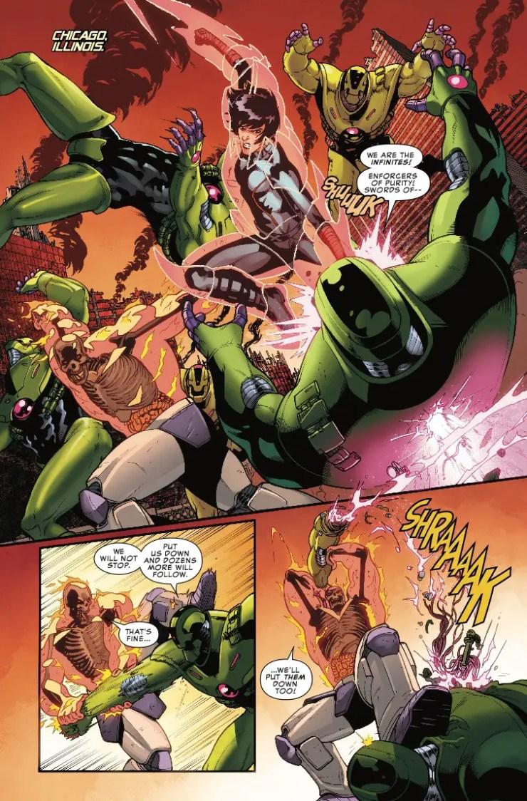 Uncanny X-Men #7 review
