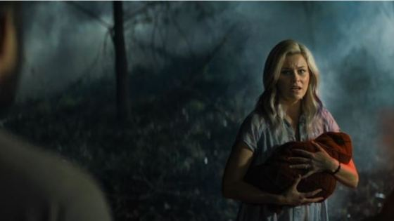 A superhero movie with an evil twist: Watch the 'BrightBurn' trailer here