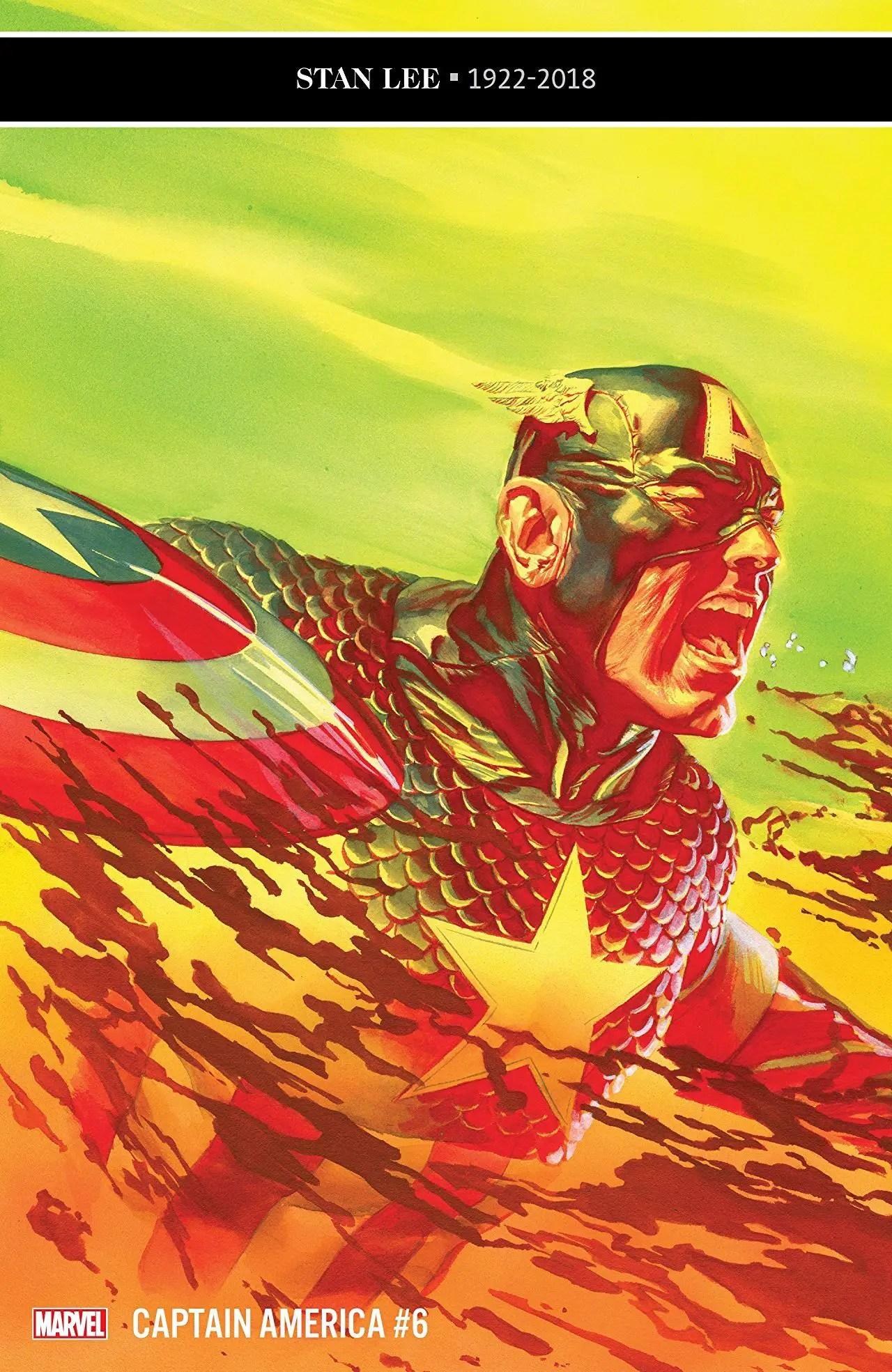 Captain America #6 review: Not so enchanting