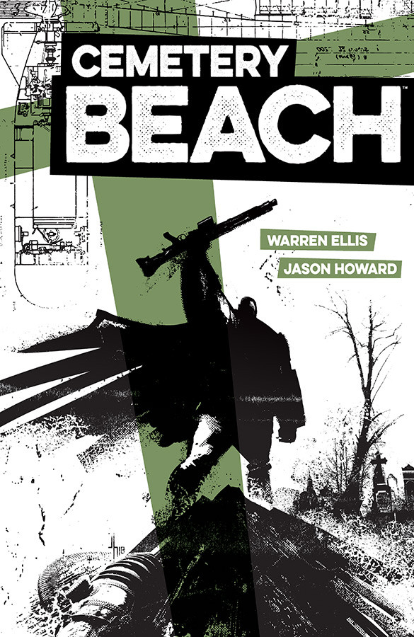 Cemetery Beach #4 review: Drumming up more action