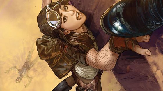 Rogue archaeologist DOCTOR APHRA has ten hours to cross a hostile megacity before the bomb implanted in her throat blows up. No big deal, right?