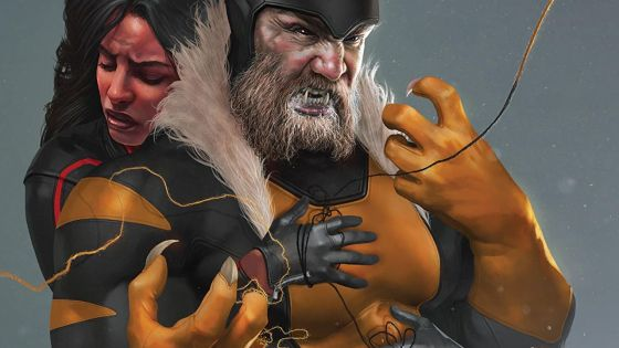 Two roads diverged in a blood-soaked wood. For a time, Sabretooth took the one less traveled. In this issue, he pays for it.