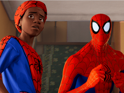 'Spider-Man: Into the Spider-Verse' review: Takes superhero & animated films to new heights