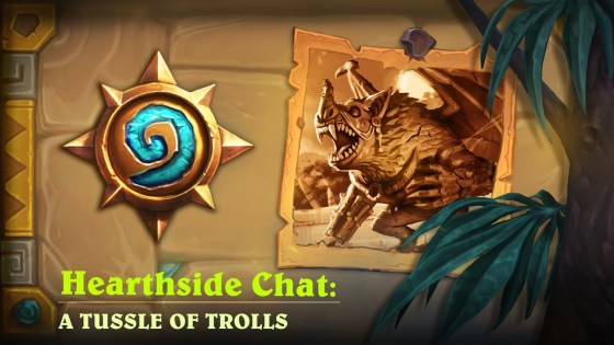 Join Hearthstone Mission Designer Paul Nguyen as he delves into the new single-player content of Rastakhan's Rumble: RUMBLE RUN!
