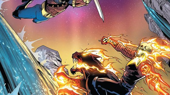 Marvel Preview: Infinity Wars: Ghost Panther #2