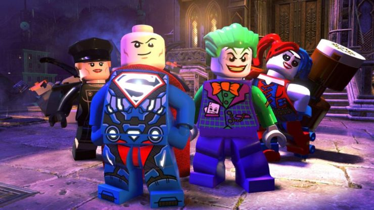 Lego DC Super Villains is fine if  you don't mind the bugs.