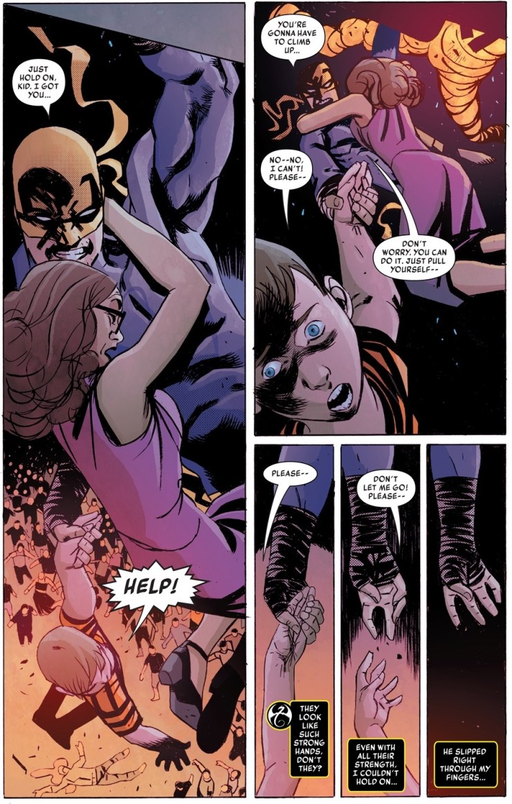 'Iron Fist: Phantom Limb' review: A promising read for future Danny Rand stories