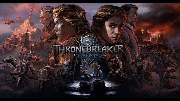 Thronebreaker and GWENT launch on consoles