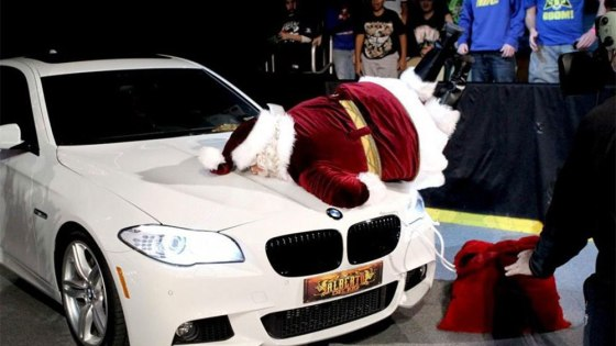 WWE promises to do better, and it's Christmastime in the WWE Universe.