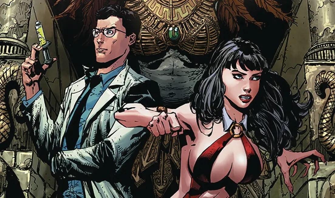 Vampirella Vs. Reanimator #1 Review