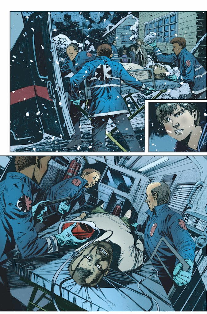 First Look: The Replacer from AfterShock Comics